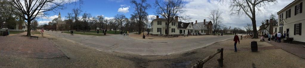 Spring Break 2016: Williamsburg