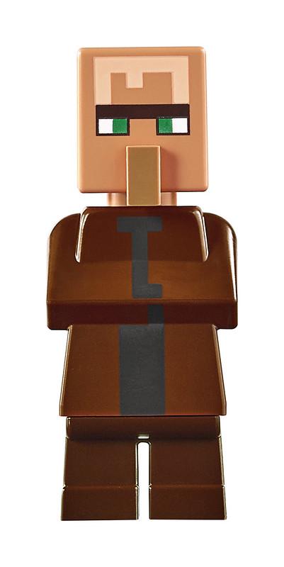 Set 21128 LEGO MineCraft 'The Village' Minifigures