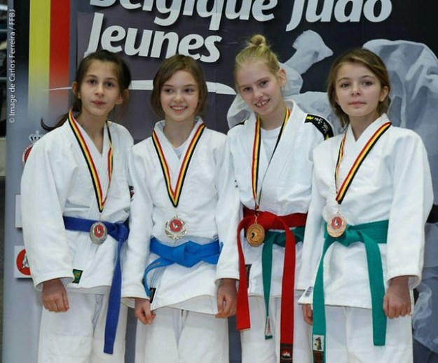 Vice championne de Belgique: Duraku Hana