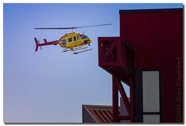 Action 7 News Helicopter