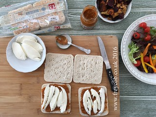 British Sandwich Week 2016 with the Central England Co-Operative