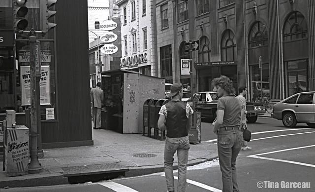 15th Street Circa 1981