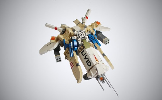 livid missile ship