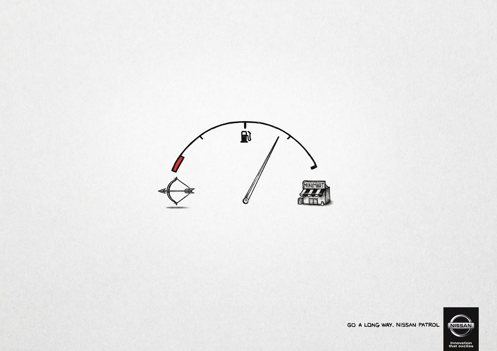 Nissan Patrol - Go a long way 1