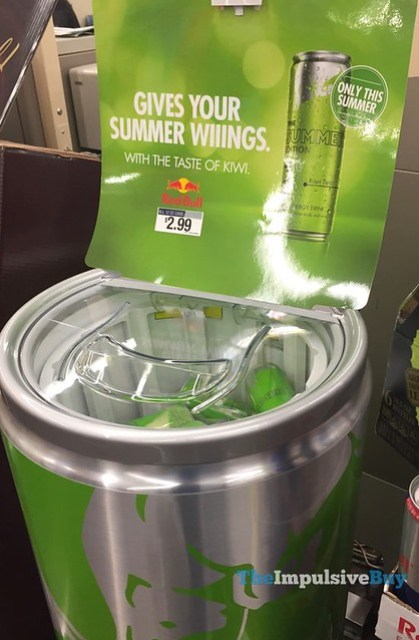 Red Bull 2016 Summer Edition Kiwi Twist