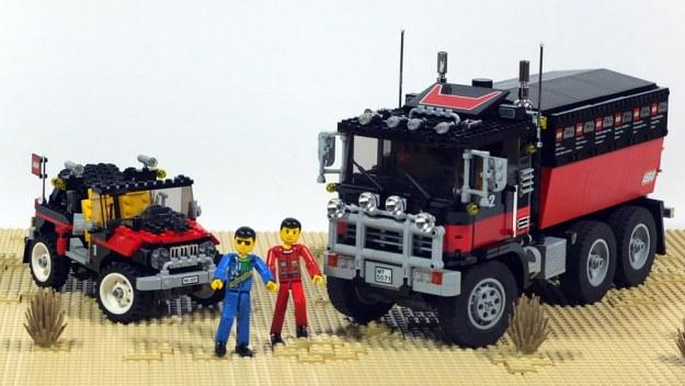 Black cat Rally team