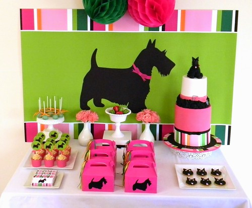 pet party ideas