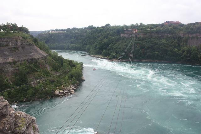 Toronto to Niagara falls bus tours: view