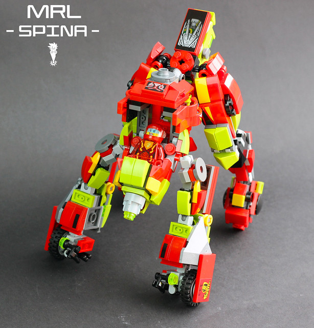 MRL - Spina!