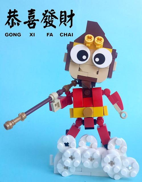 Gong Xi Fa Chai...