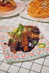 Crispy lamb ribs, $10: Hello Kitty Diner, Chatswood. Sydney Food Blog Review