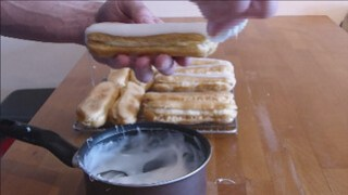 Eclair vanille 12