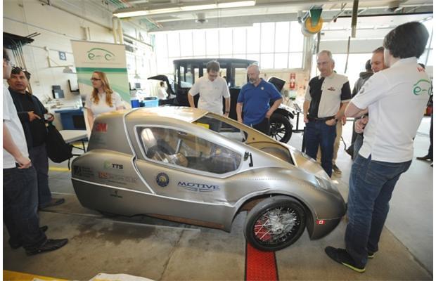 Future of Transportation Symposium 2013