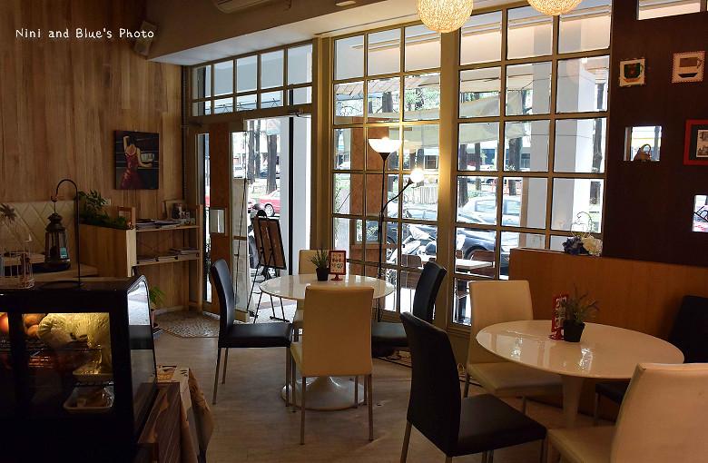 台中科博館早午餐In Cafe 浸在咖啡27