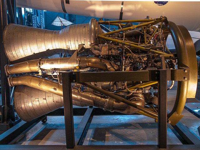 Navaho Rocket Engine