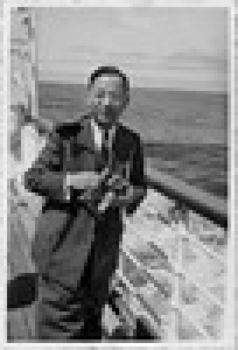 Taikyue Ree somewhere over the Pacific (~1939)