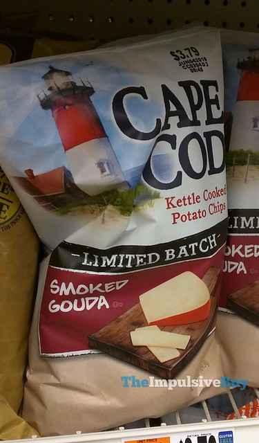 Cape Cod Limited Batch Smoked Gouda Kettle Cooked Potato Chips