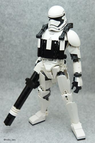 Firest Order Heavy Gunner Stormtrooper