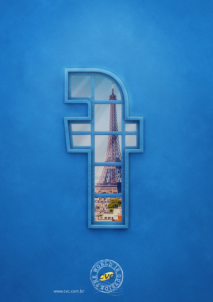 CVC Travel agency - The world is outside Facebook