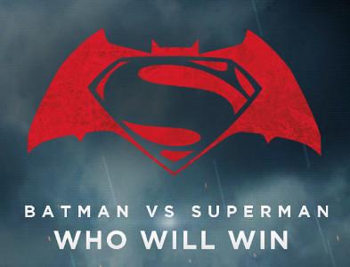 Android Batman vs Superman Who Will Win