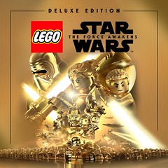 LEGO Star Wars: The Force Awakens Deluxe Edition – PS4