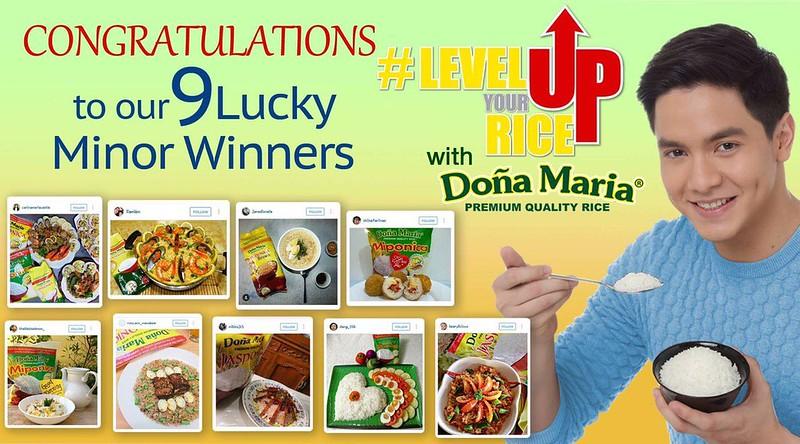 Doña Maria winners