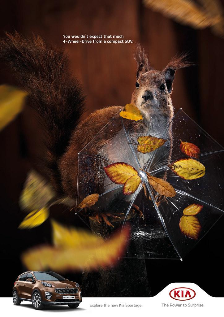Kia - Squirrel