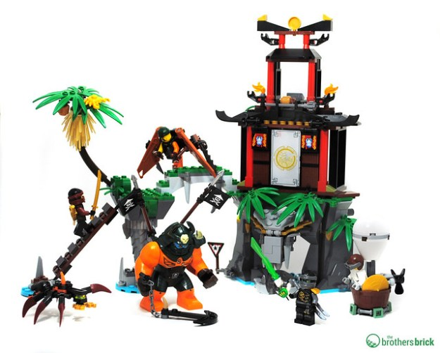 70604 Tiger Widow Island