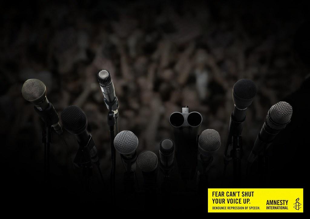Amnesty International - Fear