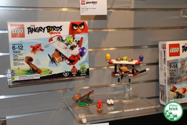 Toy Fair New York 2016: Angry Birds