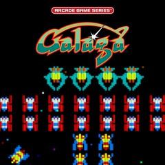 Arcade Game Series: Galaga (Out 4/20)