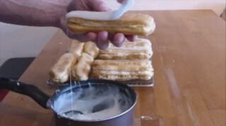 Eclair vanille 10