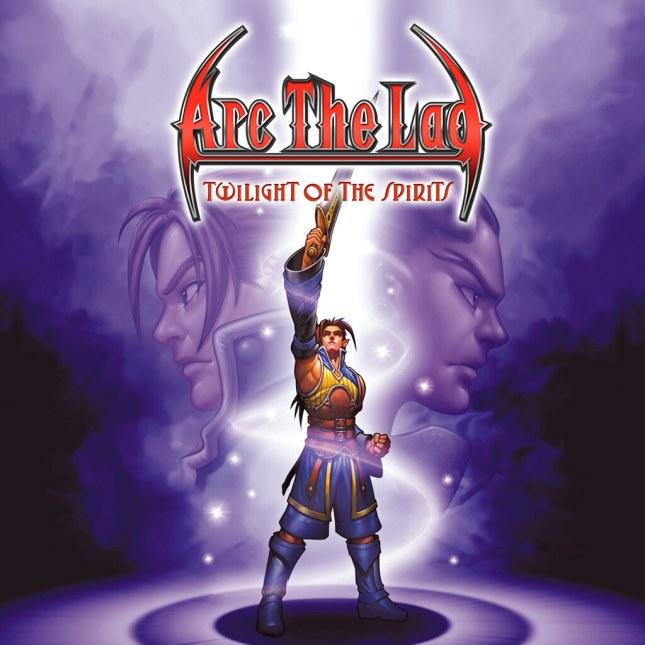 Arc the Lad: Twilight of the Spirits (PS2)
