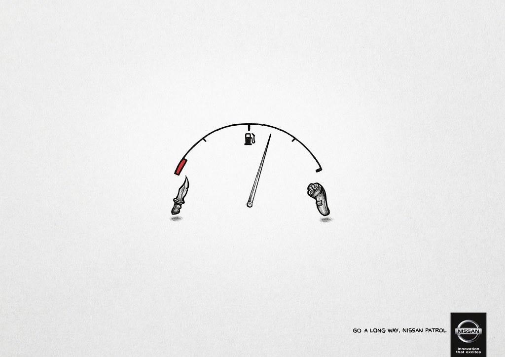 Nissan Patrol - Go a long way 3