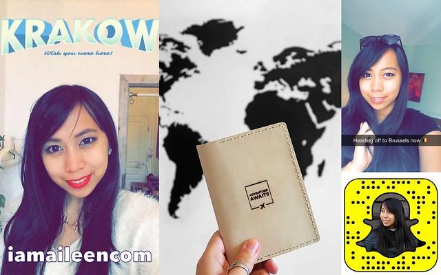 Travel Snapchatters_iamaileen