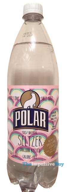 Polar Unicorn Kisses Seltzer