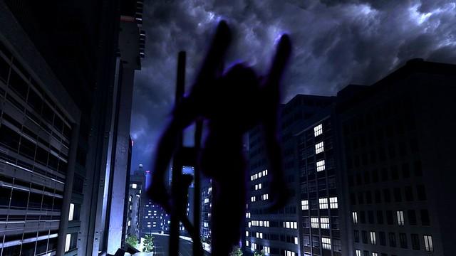 巨影都市「エヴァンゲリオン」