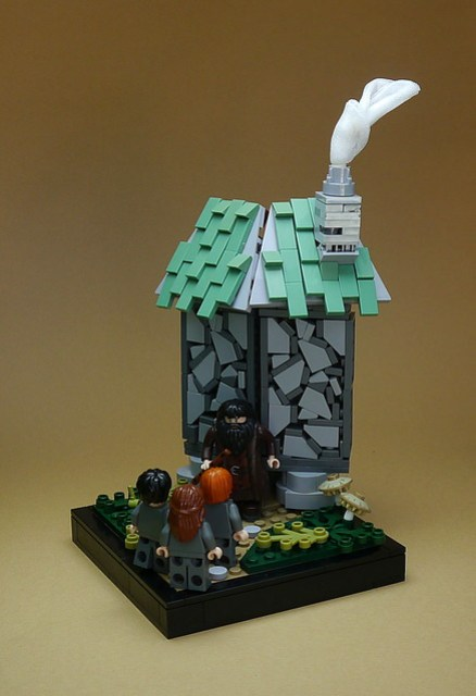 #018 - Hagrid reveals a secret