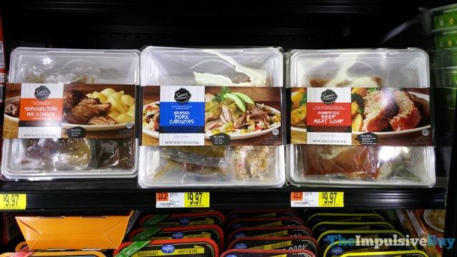 Sam's Choice Meal Kits (Seasoned Pork Mac & Cheese, Braised Pork Carnitas, and Beef Meat Loaf)