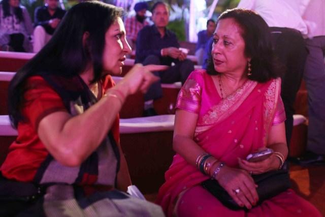 Netherfield Ball – An Embarrassing Flop Show at Tavleen Singh's Book Launch, India Habitat Center