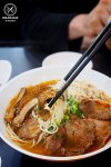 Granny's Signature Beef and Tripe Soup Noodles, $15.90: Granny's Noodle, Burwood. Sydney Food Blog Review