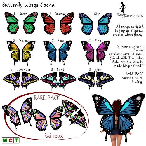 Butterfly Gacha