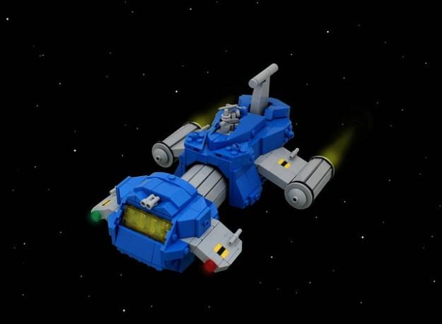 LL-345 Kestrel