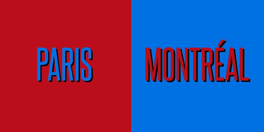 PARIS VS MONTREAL - 0