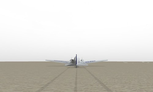 The City: Another Plane