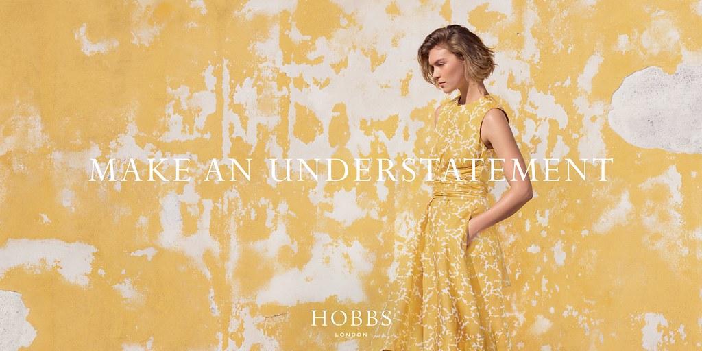 HOBBS SS16 - Make An Understatement 3