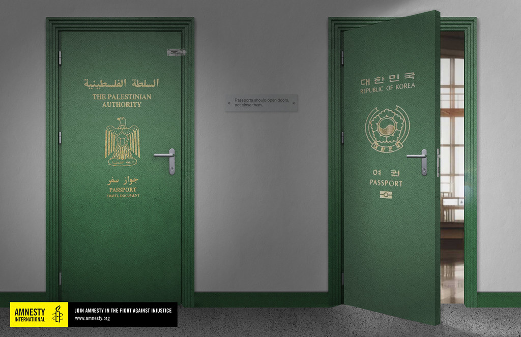 Amnesty International - Open and Shut 2
