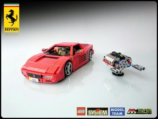 Ferrari Testarossa 512 TR