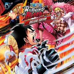 One Piece Burning Blood Deluxe Edition – Pre-Order – PS4