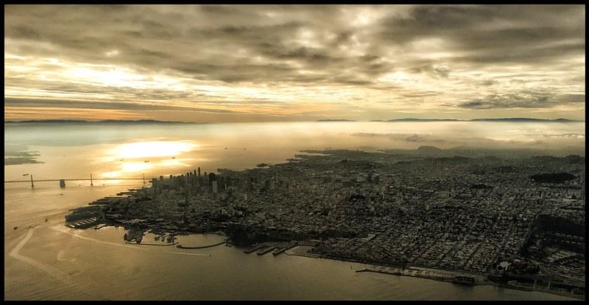 Sunrise - San Francisco - 2016